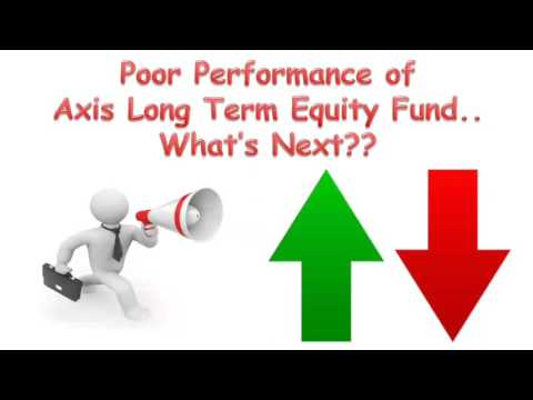 Why Crisil Downgraded Axis Long Term equity Fund | ELSS fund Update .