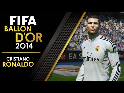 Cristiano Ronaldo 2014 Ballon D'or Nominee (FIFA 15 Edit)