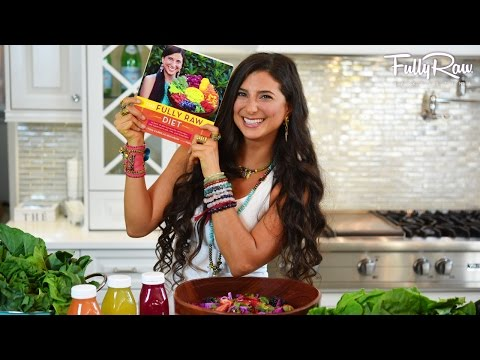 The FullyRaw Diet: Official Book Trailer