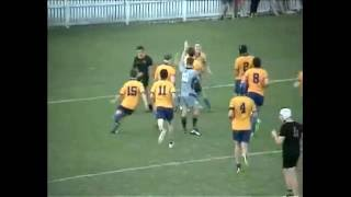 Marist College Ashgrove FIRST XV Rugby 2012