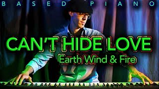Piano Cover - Earth Wind & Fire - Can't Hide Love