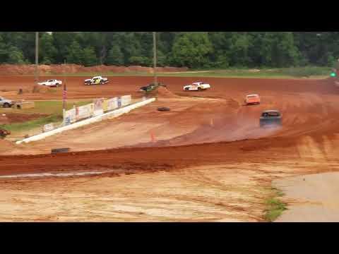 6-2-18 Southern Raceway Pure Stock Heat 3