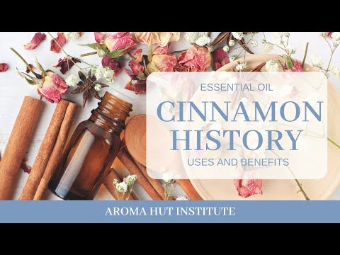 cinnamon-essential-oil-(bark)-history---uses-and-benefits