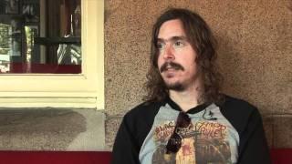 Opeth interview - Mikael Åkerfeldt (part 1)