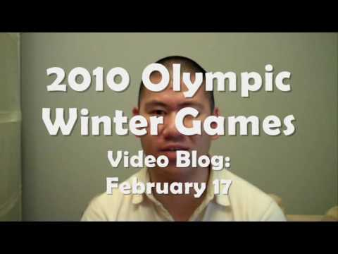 "2010 Winter Olympics Video Blog #13: Learning the Lyrics to ""I Believe"" (Winter Olympics Theme Song)"