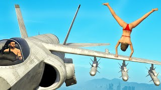 GTA 5 FAILS: EP. 37 (GTA 5 Funny Moments Compilation)