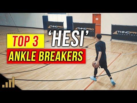 MUST TRY! Top 3 Killer 'Hesi' Basketball Moves To BREAK ANKLES!