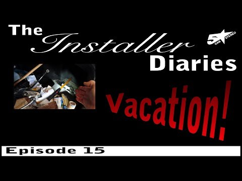 The Installer Diaries episode 15, I'm out, see ya!