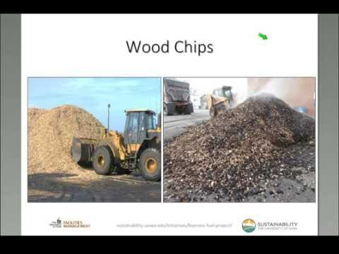 Northeast Bioenergy Webinars – Univ. Iowa Solid Biomass Co-Firing