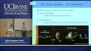 Earth System Science 1: Intro to ESS. Lecture 3. Our Solar System and Universe
