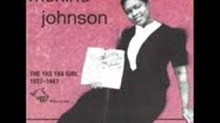 Merline Johnson  (The Yas Yas Girl)  - Bad Whiskey Blues
