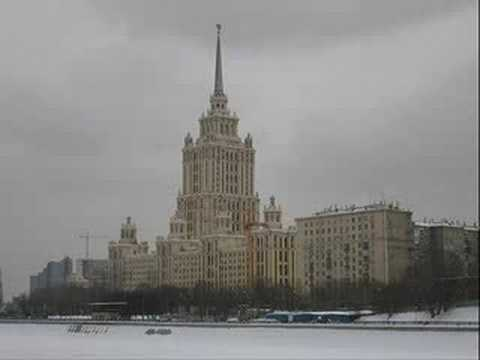 Mussorgsky Dawn on the Moskva-River