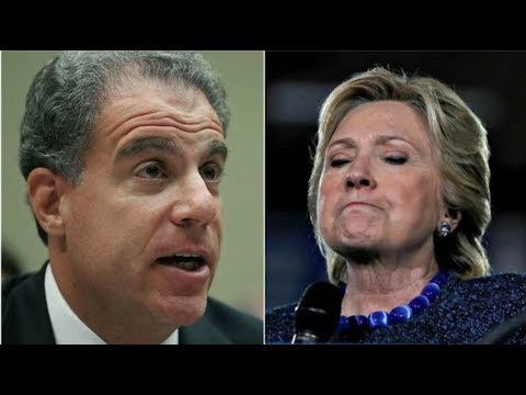 HOROWITZ DROPS BOMBSHELL! HILLARY CLINTON WAS NEVER UNDER FBI INVESTIGATION AT ANY TIME IN 2015 20I6