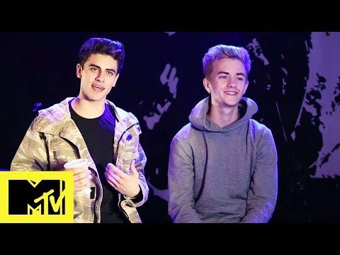 MTV Meets Jack & Jack!   MTV