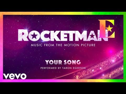 Cast Of Rocketman - Your Song (Visualiser)