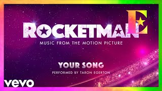 "Cast Of ""Rocketman"" - Your Song (Visualiser)"