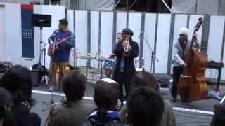 The 14th Shinjuku Trad Jazz Festival(二日目) ブルームーン・カルテット 2/2