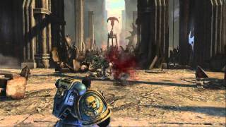 Space Marine E3 2011 Official [720p] Chaos Revealed Trailer