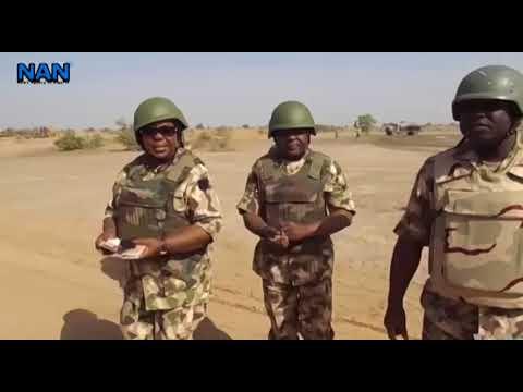 Nigerian Military Kills 21  bandits