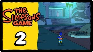 Let's Replay The Simpsons Game - Episode 2 - Bartman Begins