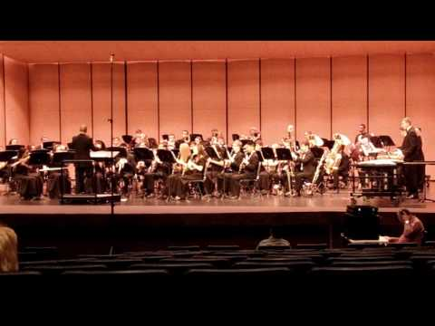 The Sorcerers Apprentice Clear Falls HS Wind Ensemble