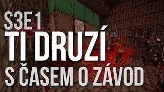 cmm ti druz s03 1 dl s časem o zvod   česk minecraft film seril cz ᴴᴰ