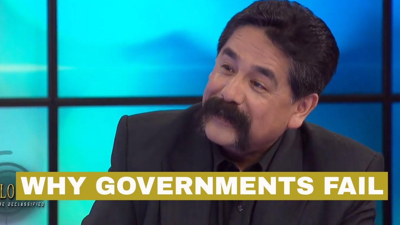 Why Doesn't Government Stay Good?