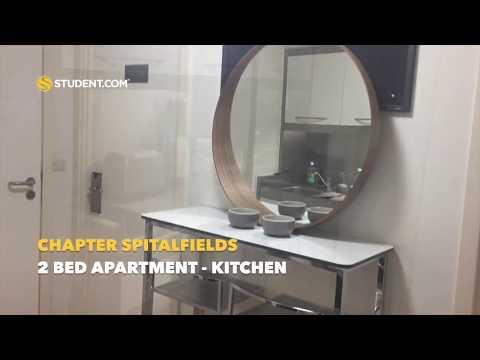 Chapter Spitalfields - London Student Accommodation