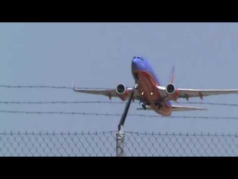 Jacksonville International Airport Spotting with ATC!