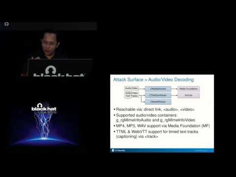 Black Hat USA 2015 - Understanding The Attack Surface&; Attack Resilience Of Project Spartan's New E