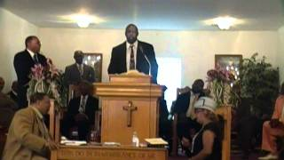 "Elder Ernest Melton Singing ""it Aint Nothing But Love"""