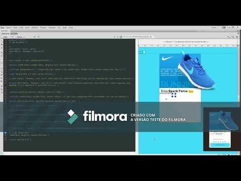 UI Design HTML CSS Speed Por Rafael Costa