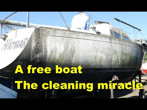 A Free Boat, The Cleaning Miracle