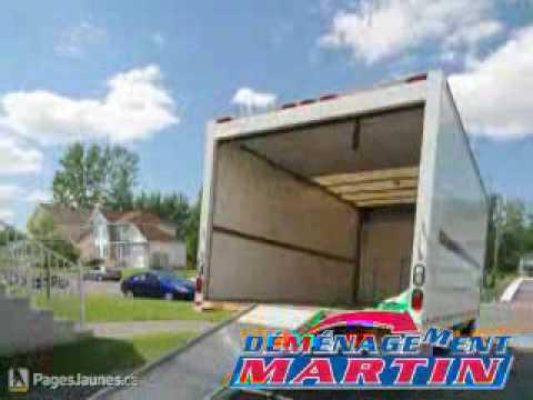 Demenagement Martin -