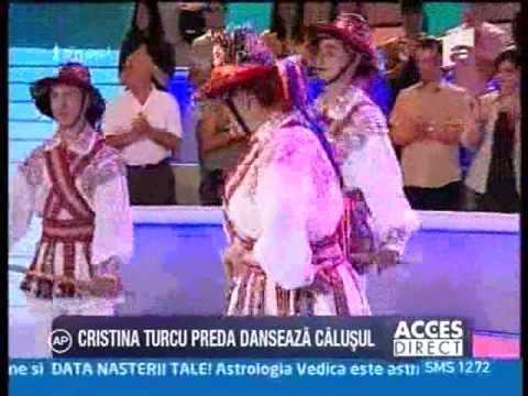 Doina Oltului Slatina la Acces Direct cu Cristina Turcu Preda