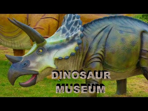 DINOSAUR MUSEUM IN CANBERRA AUSTRALIA | DINOSAUR IS BACK