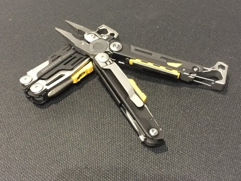 Leatherman Signal: A Multi-Tool for Wilderess Survival, Bug Out Bags, Everyday Carry