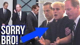 SECRET SERVICE ARREST MY BROTHER PRANK! thumbnail