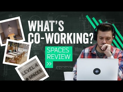 SPACES: MrMobile Tries Co-Working