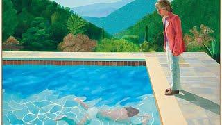 80 Millionen Euro für ein Gemälde - David Hockney