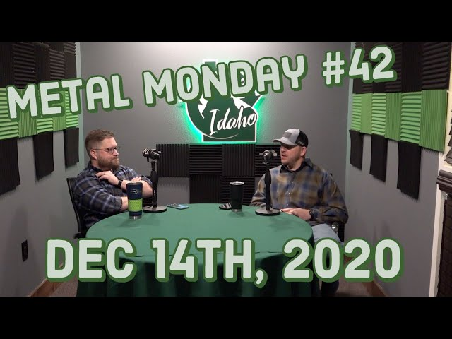 Metal Monday #42 with Nick and Brett