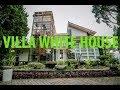 Villa Keren Di lembang -Villa White House