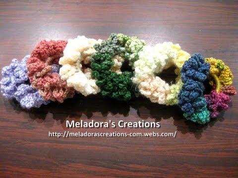 how-to-crochet-a-chain-scrunchie-tutorial