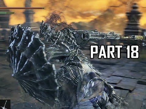 Dark Souls 3 Walkthrough Part 18 - Boss Dragonslayer Armour (PC Let's Play  Commentary)