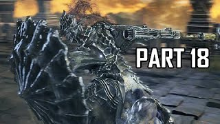 Dark Souls 3 Walkthrough Part 18 - Boss  Dragonslayer Armour (PC Let's Play Commentary)