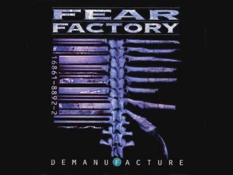 Fear Factory  Replica