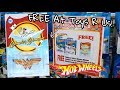 FREE HOT WHEELS Invisible Jet At Toys R Us! - Drifter's Extras