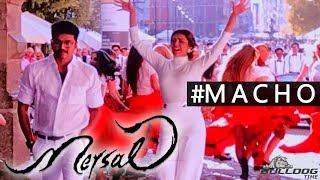 Mersal - Macho Video | Vijay | A R Rahman | Atlee - Mersal Song