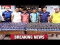 পটুয়াখালীর হাজিখালী থেকে ৮০০ বোতল ফেন্সিডিল  উদ্ধার করেছে পুলিশ, আটক ২ | Costal News TV | HD