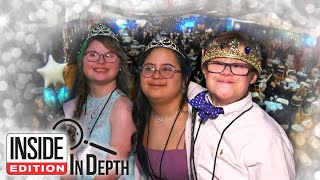 Teen With Special Needs Shines at New York Prom
